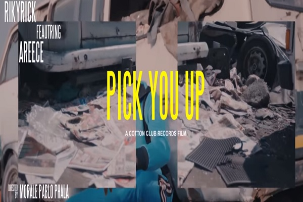 Riky Rick Pick You Up Video