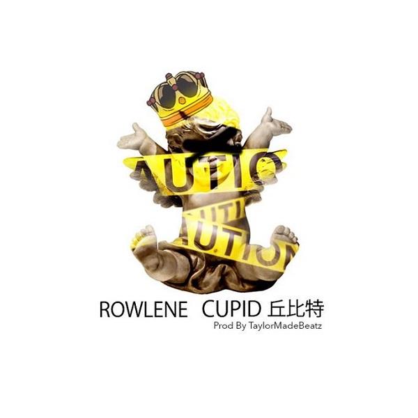 Rowlene Cupid Artwork