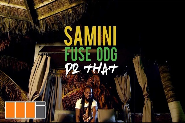 Samini Do That Video