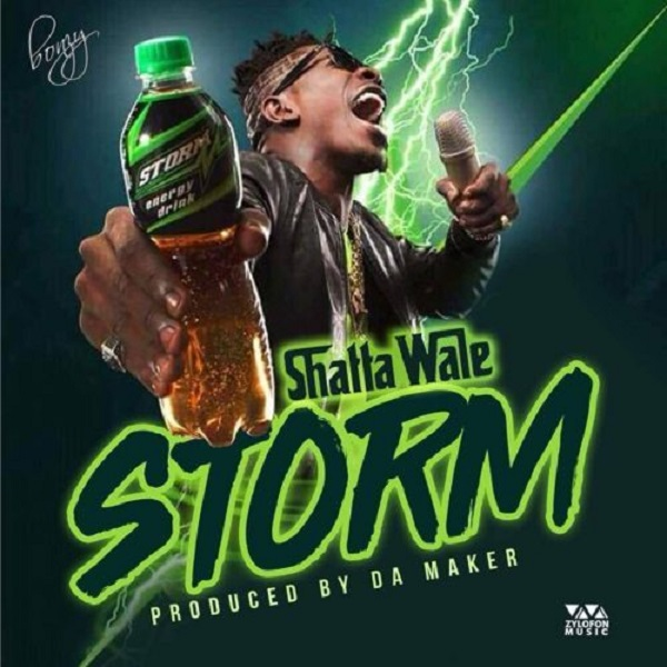 Shatta Wale Storm
