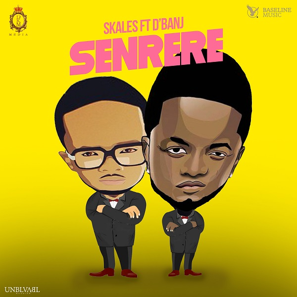 Skales Senrere Artwork