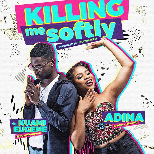 Adina Killing Me Softly Artwork