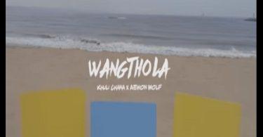 Aewon Wolf Wang'thola Video