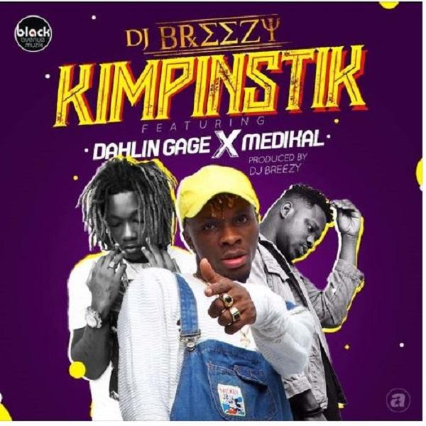 DJ Breezy Kimpinstik Artwork
