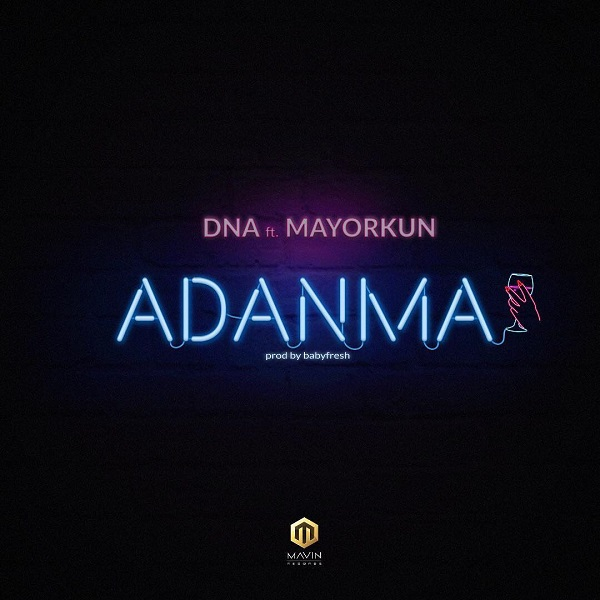 DNA Adanma
