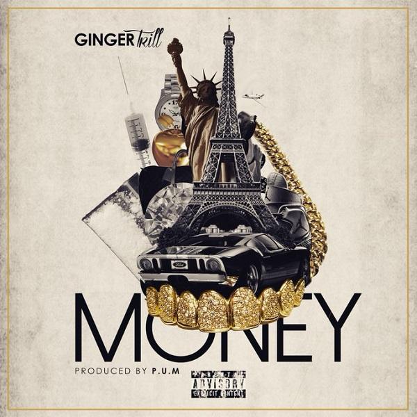 Ginger Trill Money Artwork