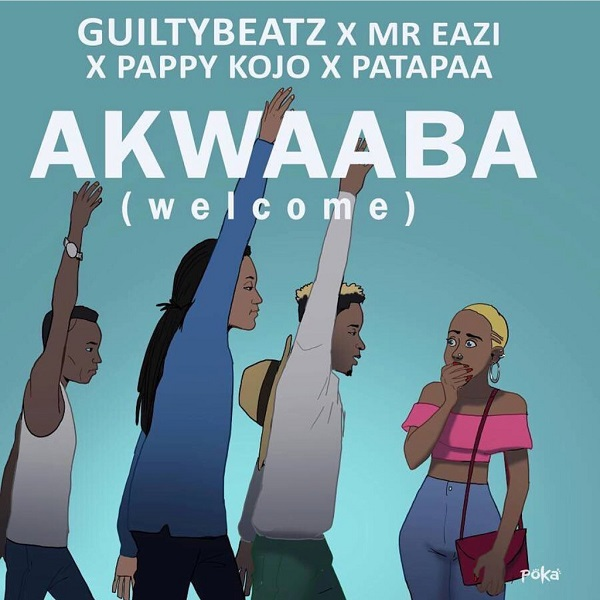 Guiltybeatz Akwaaba Artwork