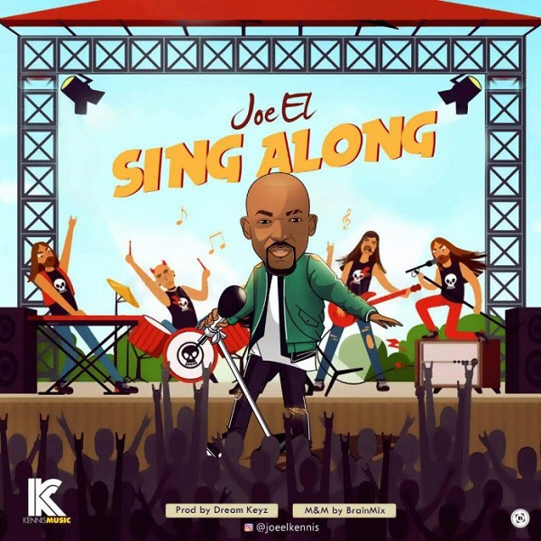 Joe EL Sing Along Artwork