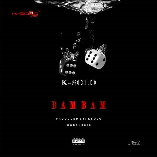K-Solo Bam Bam Artwork