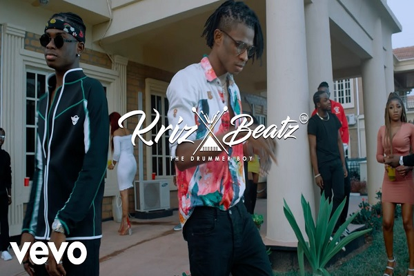 Krizbeatz Give Them Video