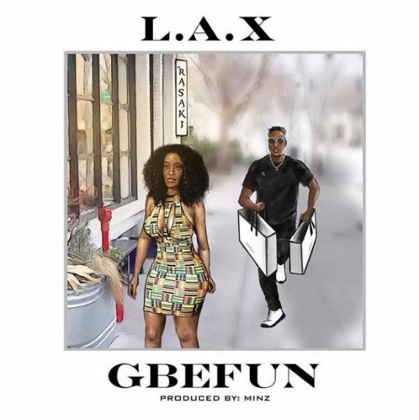 L.A.X Gbefun Artwork