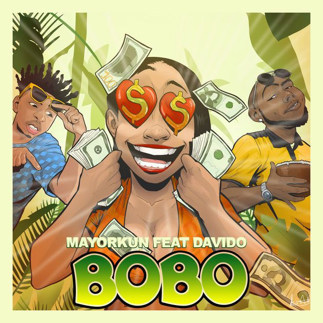 Mayorkun ft Davido Bobo