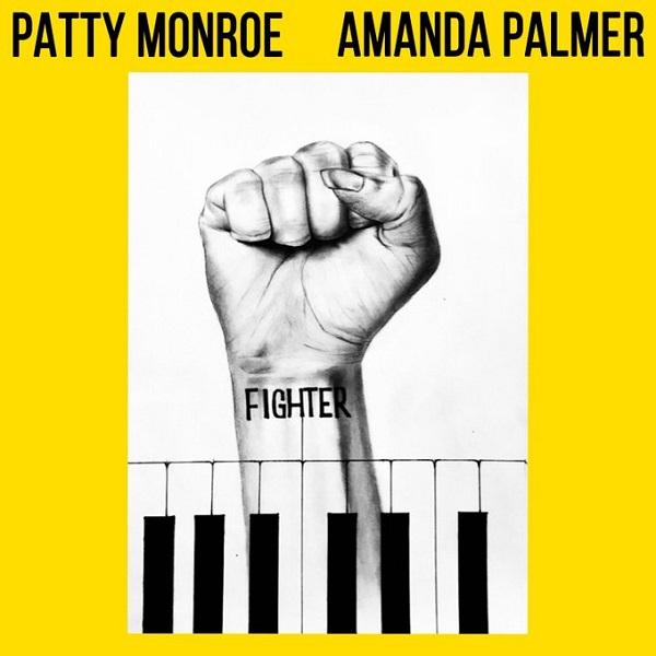 Patty Monroe Fighter Artwork