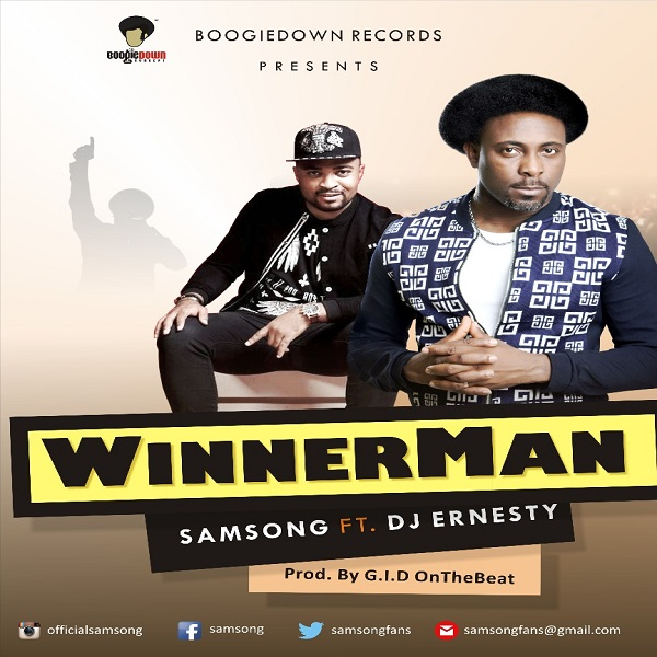 Samsong Winnerman Artwork
