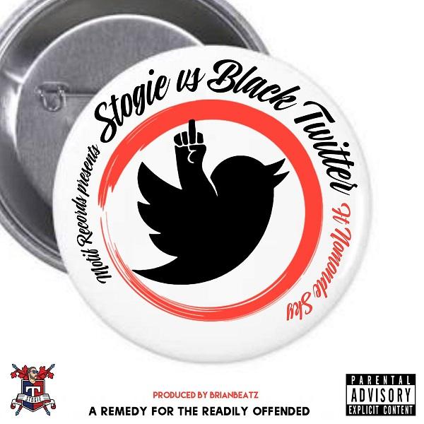 Stogie T Stogie vs Black Twitter Artwork