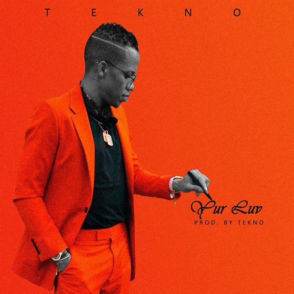 Tekno Yur Luv Artwork