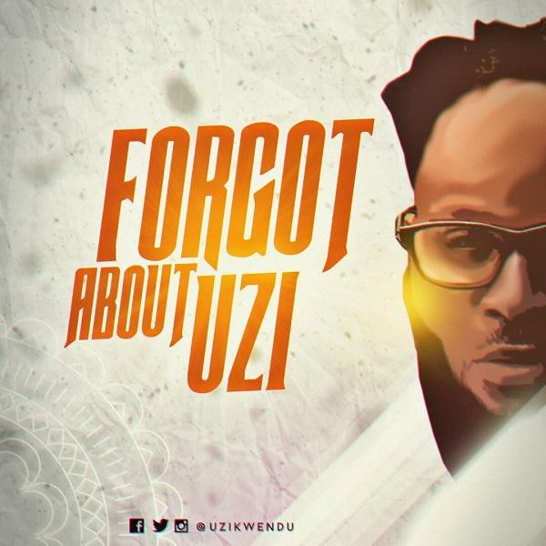 Uzikwendu Forgot About Uzi Artwork
