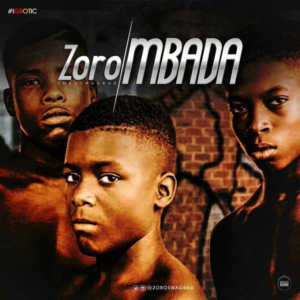 Zoro Mbada Artwork