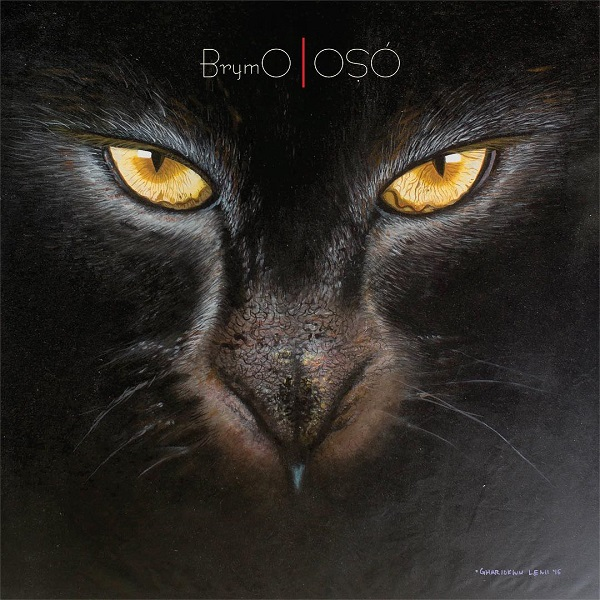 Brymo Oso Album Art