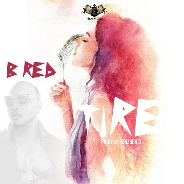 B-Red Tire