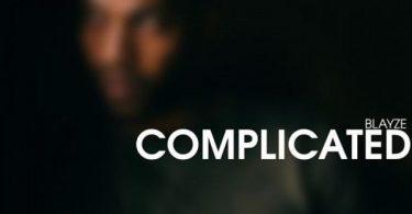 Blayze Complicated EP Artwork