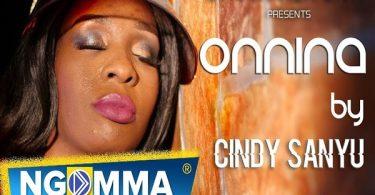 Cindy Sanyu Onnina