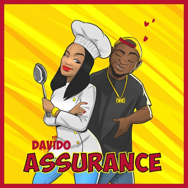 Davido Assurance Artwork