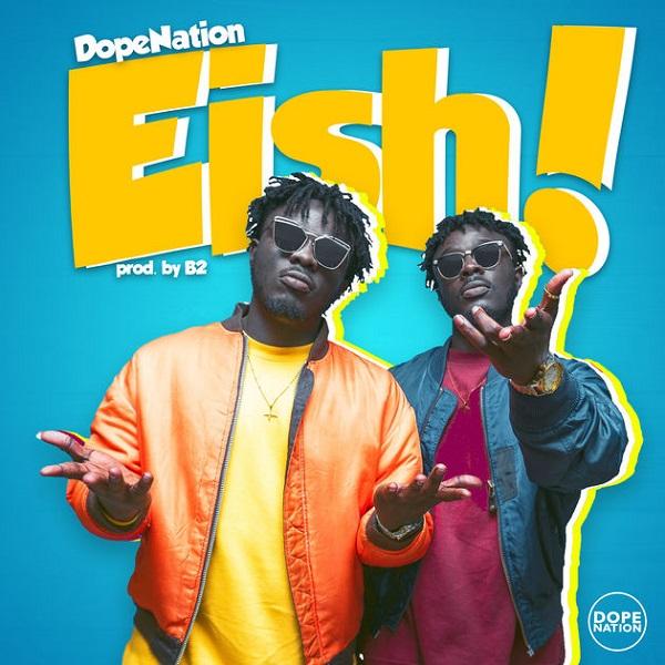DopeNation Eish Artwork