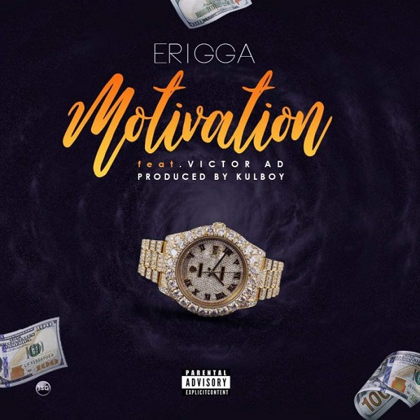 Erigga Motivation Artwork