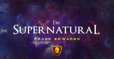 Frank Edwards Supernatural Artwork