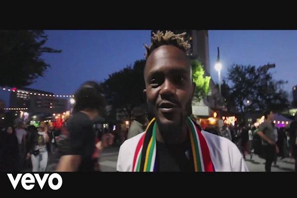 Kwesta Hyena Video