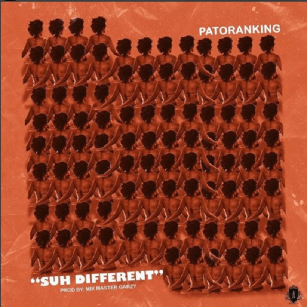 Patoranking Suh Different Artwork