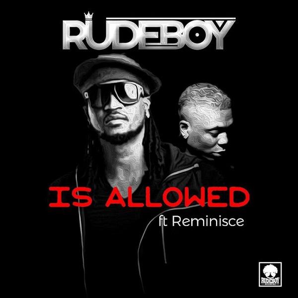 Rudeboy Is Allowed Artwork