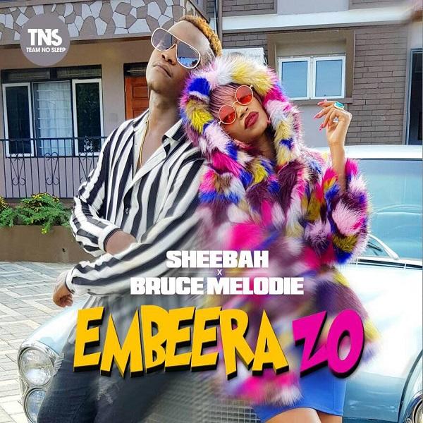 Sheebah Embeera Zo Artwork