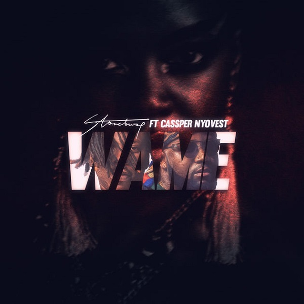 Stonebwoy Wame Artwork