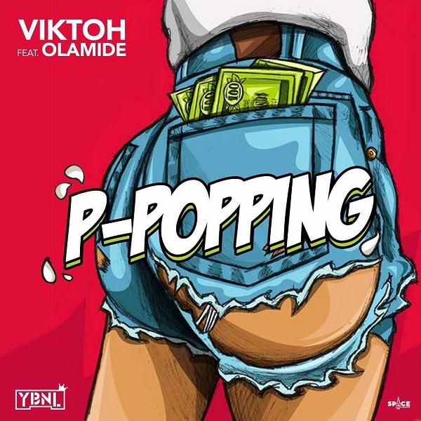 Viktoh P-Popping Artwork