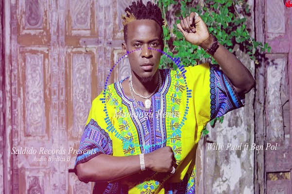Willy Paul Mamangu (Remix)