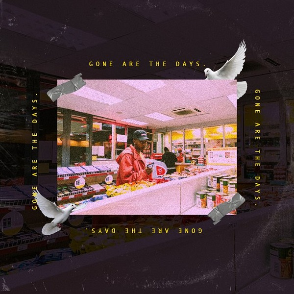 A-Reece Gone Are The Days Artwork