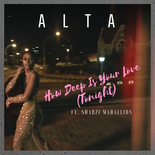 Alta How Deep Is Your Love (Tonight) Artwork