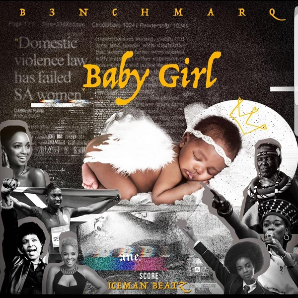 B3nchMarQ Baby Girl Artwork