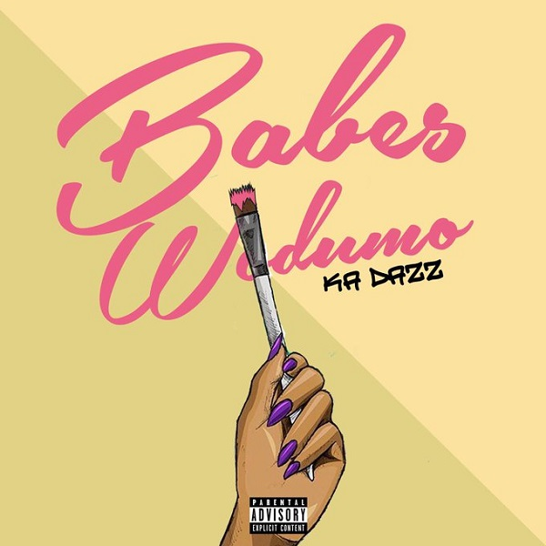 Babes Wodumo Ka Dazz Artwork (1)