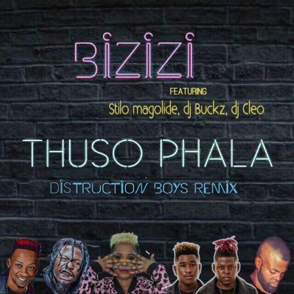 Bizizi Thuso Phala (Remix) Artwork
