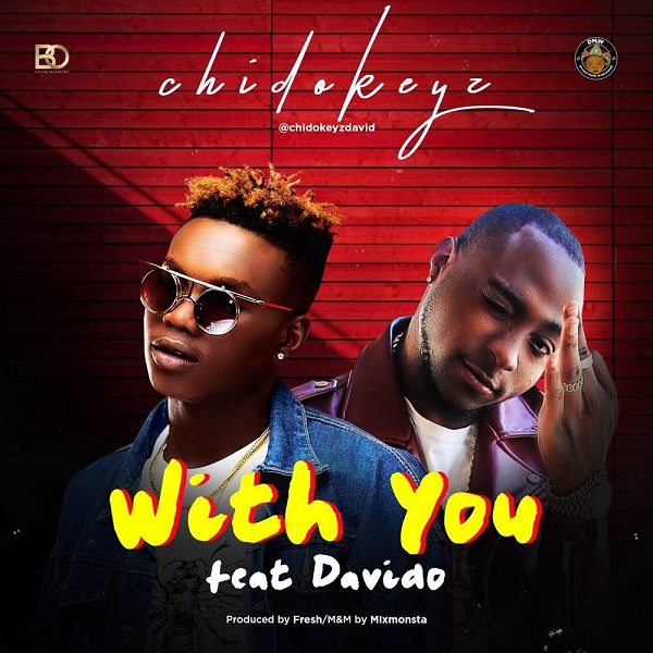 Chidokeyz With You Artwork