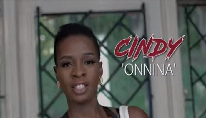 Cindy Sanyu Onnina Video