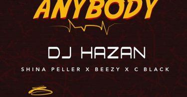 DJ Hazan Anybody Artwork