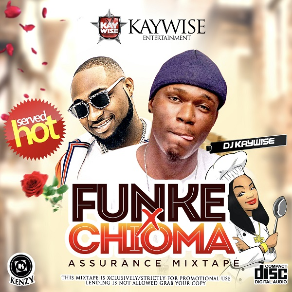 DJ Kaywise Assurance Mix Artwork