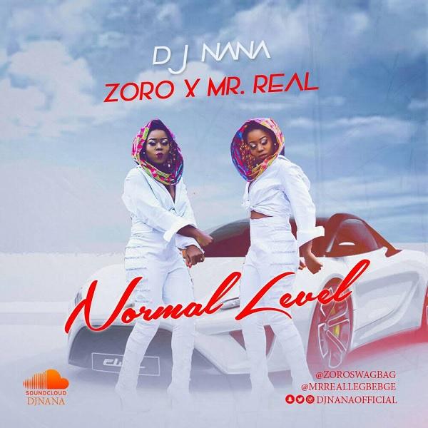 DJ Nana Normal Level Artwork