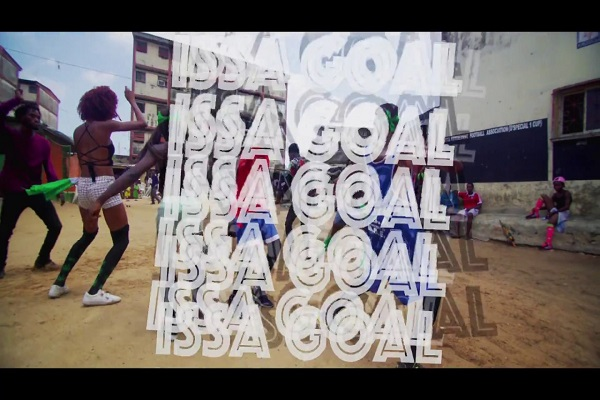 DJ Xclusive Issa Goal Video
