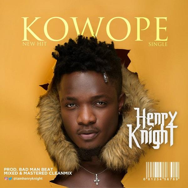 Henry Knight Kowope