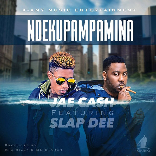 Jae Cash Ndekupampamina Artwork